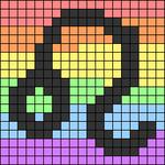Alpha pattern #50827