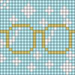 Alpha pattern #50832