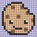 Alpha pattern #50837