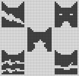 Alpha pattern #50843