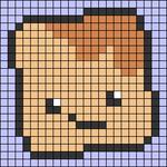 Alpha pattern #50856
