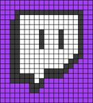 Alpha pattern #50872