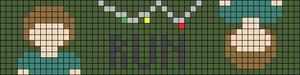 Alpha pattern #50874