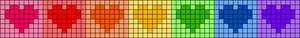 Alpha pattern #50877