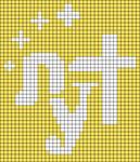 Alpha pattern #50925