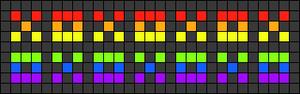 Alpha pattern #50950