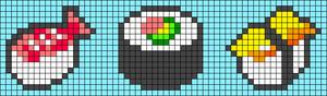 Alpha pattern #50956