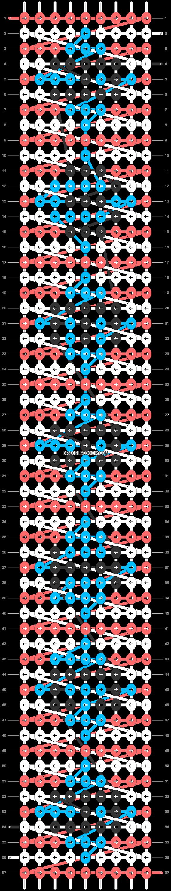 Alpha pattern #50976 pattern