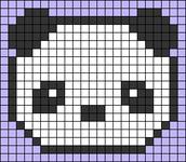Alpha pattern #51001