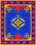 Alpha pattern #51010