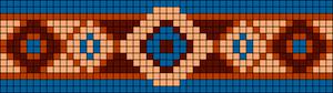 Alpha pattern #51015