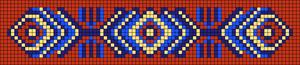 Alpha pattern #51016