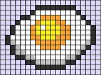 Alpha pattern #51020