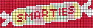 Alpha pattern #51022
