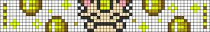 Alpha pattern #51025