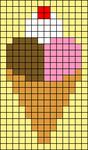 Alpha pattern #51029