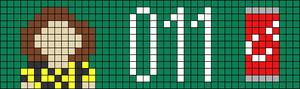 Alpha pattern #51030