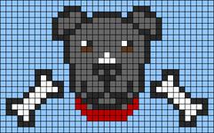 Alpha pattern #51037