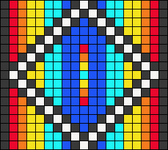 Alpha pattern #51038