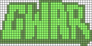 Alpha pattern #51059