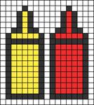 Alpha pattern #51063