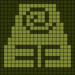 Alpha pattern #51076