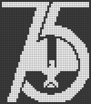 Alpha pattern #51079