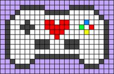 Alpha pattern #51080