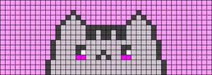 Alpha pattern #51081