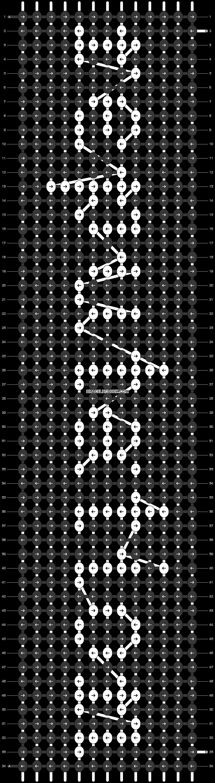 Alpha pattern #51083 pattern