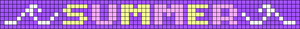 Alpha pattern #51088