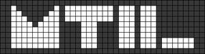 Alpha pattern #51095
