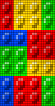 Alpha pattern #51106