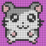 Alpha pattern #51117
