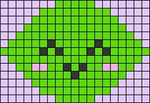 Alpha pattern #51128
