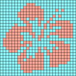 Alpha pattern #51134