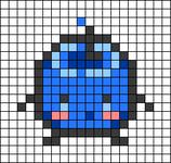 Alpha pattern #51137
