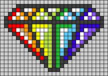 Alpha pattern #51153