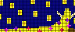 Alpha pattern #51154