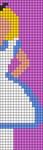 Alpha pattern #51160