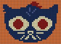 Alpha pattern #51188