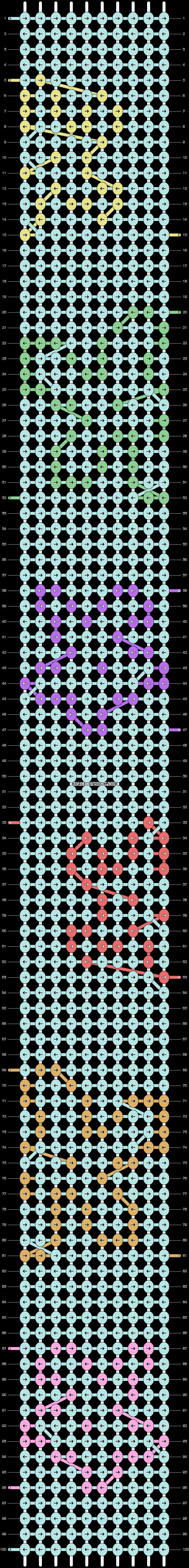 Alpha pattern #51202 pattern