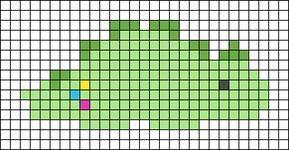 Alpha pattern #51208