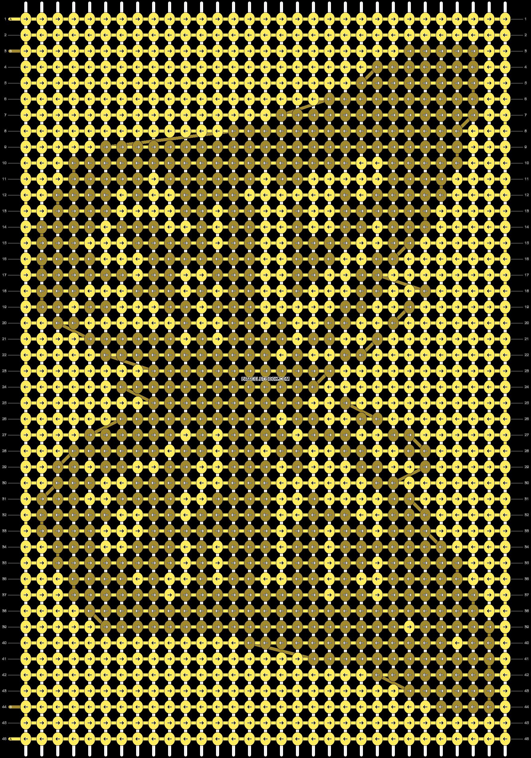 Alpha pattern #51210 pattern
