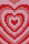 Alpha pattern #51217