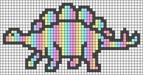 Alpha pattern #51229