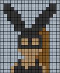Alpha pattern #51231