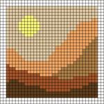 Alpha pattern #51233