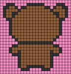 Alpha pattern #51249