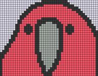 Alpha pattern #51250